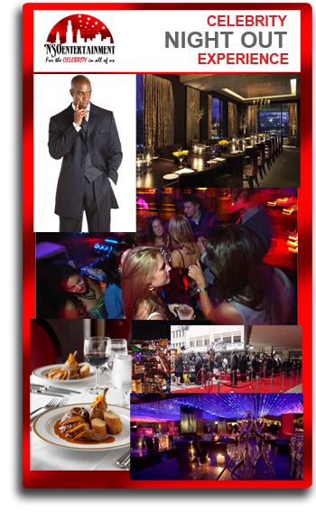Celebrity Night out with NSO Entertainment
